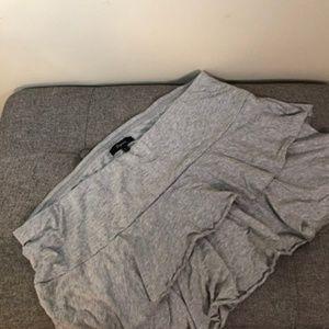Express Tiered Ruffle Skirt